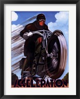 Framed Acceleration