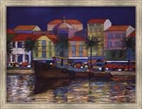 Framed Riverside Promenade