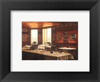 Framed Chez Allard I