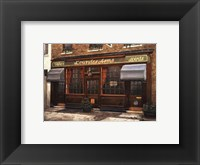 Loundres Arms Framed Print