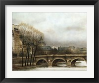 Framed Le Pont Neuf