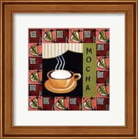 Framed Coffe-Mocha