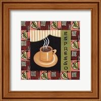 Framed Coffee-Espresso