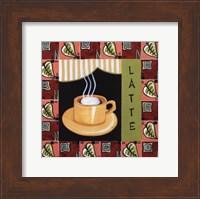 Framed Coffee-Latte
