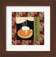 Framed Coffee-Cappuccino