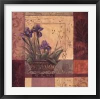 Framed Botanical Silhouette
