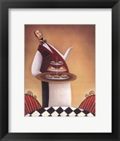 Framed Les Patisseries