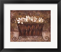 Framed Ironware and Crocus II