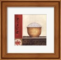 Framed Rice