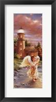 Little Faith - Detail Framed Print