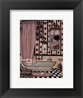 Bath II Framed Print