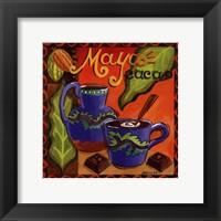 Framed Mayan Chocolate