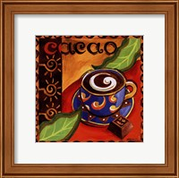 Framed Cacao Chocolate
