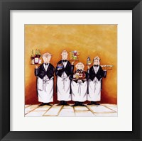 Framed Happy Hour!