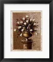 Framed Spring Blossoms II