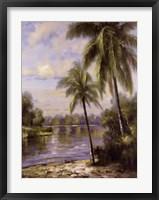 Framed Island Tropics II