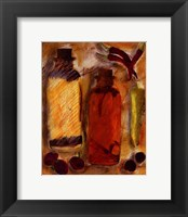 Framed Peppers and Oil ll
