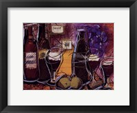 Framed Wine Tasting l