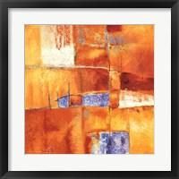 Intensita II Framed Print
