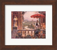 Framed Tuscan Culture