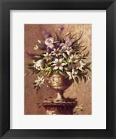 Floral Expressions ll Framed Print