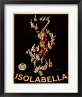 Framed Isolabella, 1910