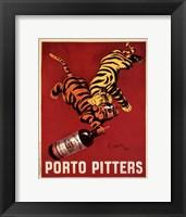 Framed Porto Pitters