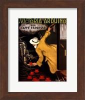 Framed Victoria Arduino, 1922
