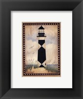 Framed Cape Lookout