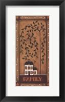 Family Framed Print