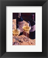 Tasting Room I Framed Print