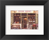 Framed Book Shop