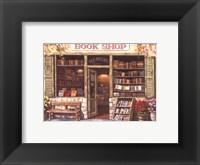 Framed Book Shop