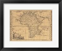 Framed Africa, 1800