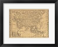 Framed Asia, 1802