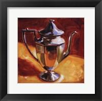 Framed Tea Pot III