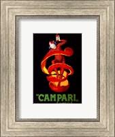 Framed Campari