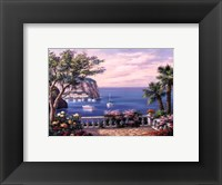 Framed Costa Del Sol