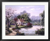 Framed Arbor Cottage
