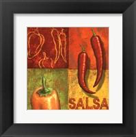 Framed Chili II