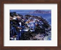 Framed Hillside Villas