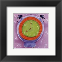 You're Late! Framed Print