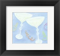 Framed Champagne