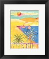 Framed Aux Tropiques I
