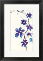Framed Oriental Blossom