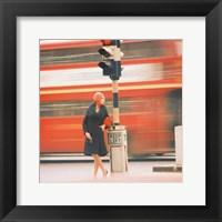 Framed Traffic, Queen, 1960