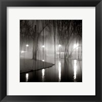 Framed Willow Branches - River Rouge