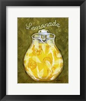 Framed Lemonade