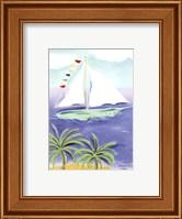Framed Sail On