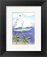Framed Sail On